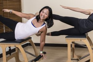 Pilates on Chair-slider