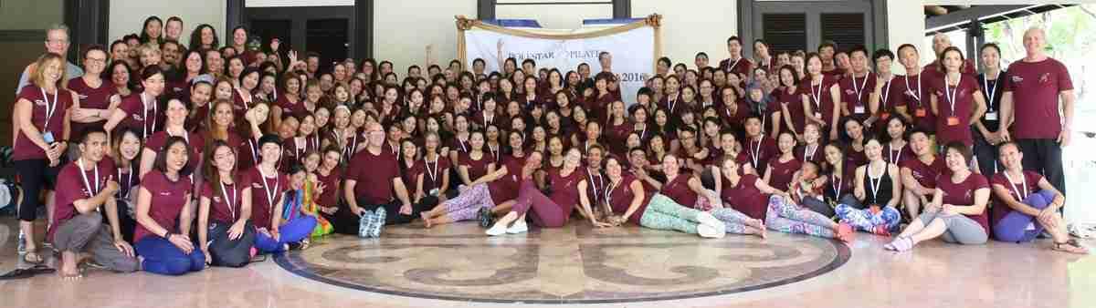 Polestar Pilates Seminar and Mentor Meeting – Bali 2017