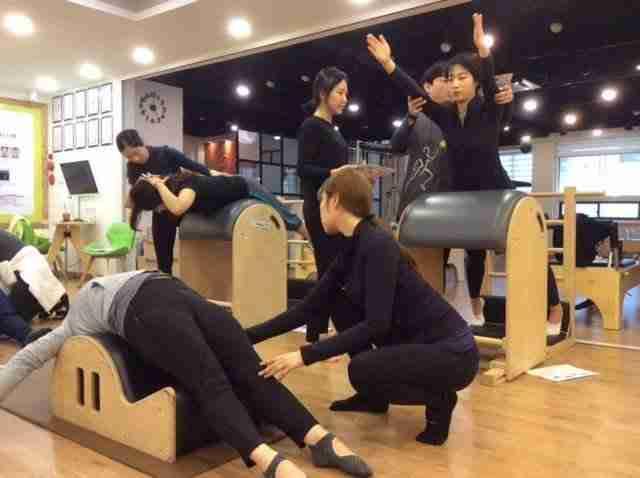 Pilates Courses - Polestar Pilates Asia
