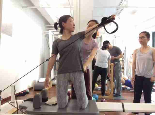 Pilates professional courses in Asia - Polestar