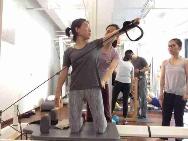 Pilates professional courses in Asia - Polestar