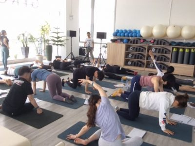 Mat Qualification Course — Mar-May 2021 — Ningbo, China 中国宁波 – Home Pilates