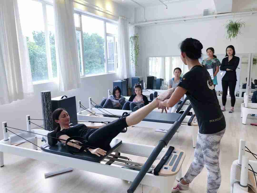 Pilates professional courses in Asia