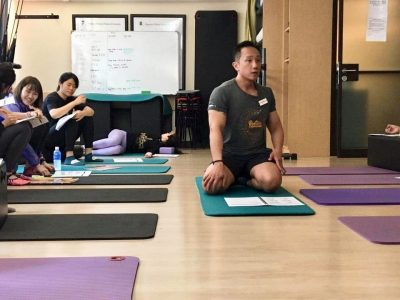 Mat Qualification Course – Apr-May 2020 , Nanjing, China